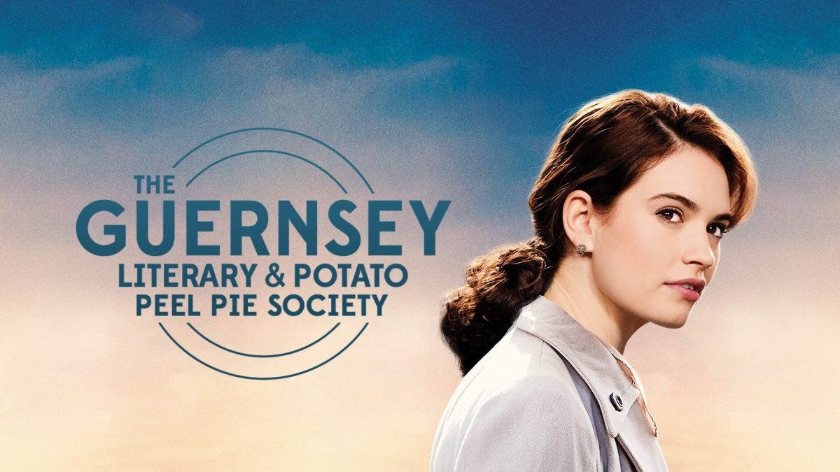 REVIEW: The Guernsey Literary and Potato Peel Pie Society (2018)