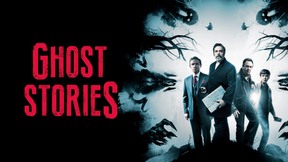 REVIEW: Ghost Stories (2018)