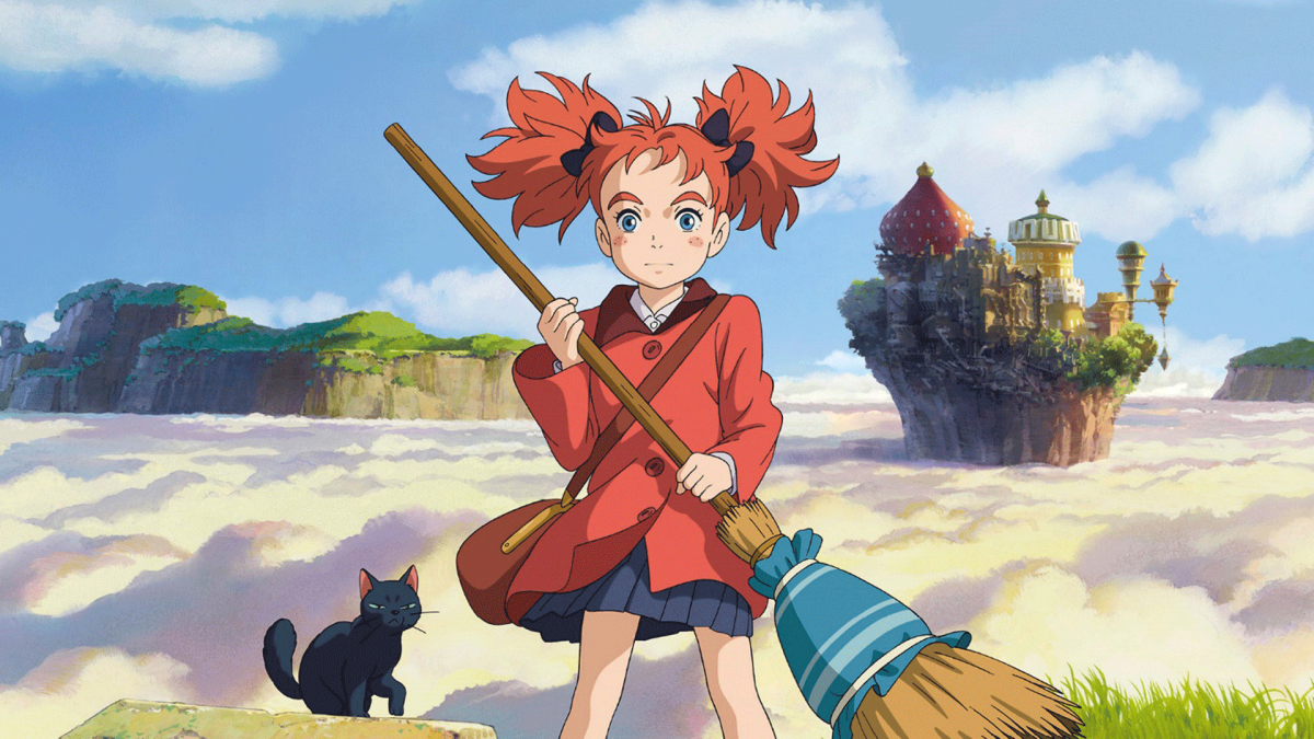 REVIEW: Mary & the Witch's Flower (2018)
