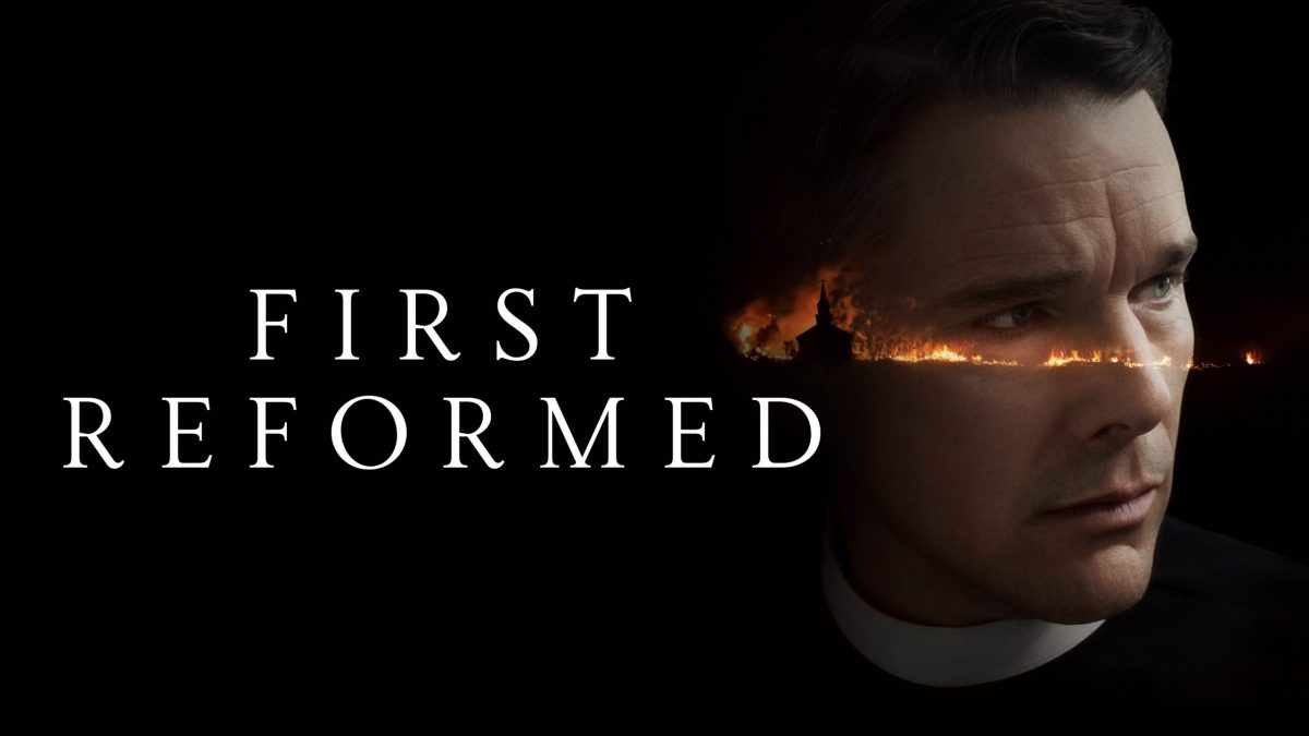REVIEW: First Reformed (2018)