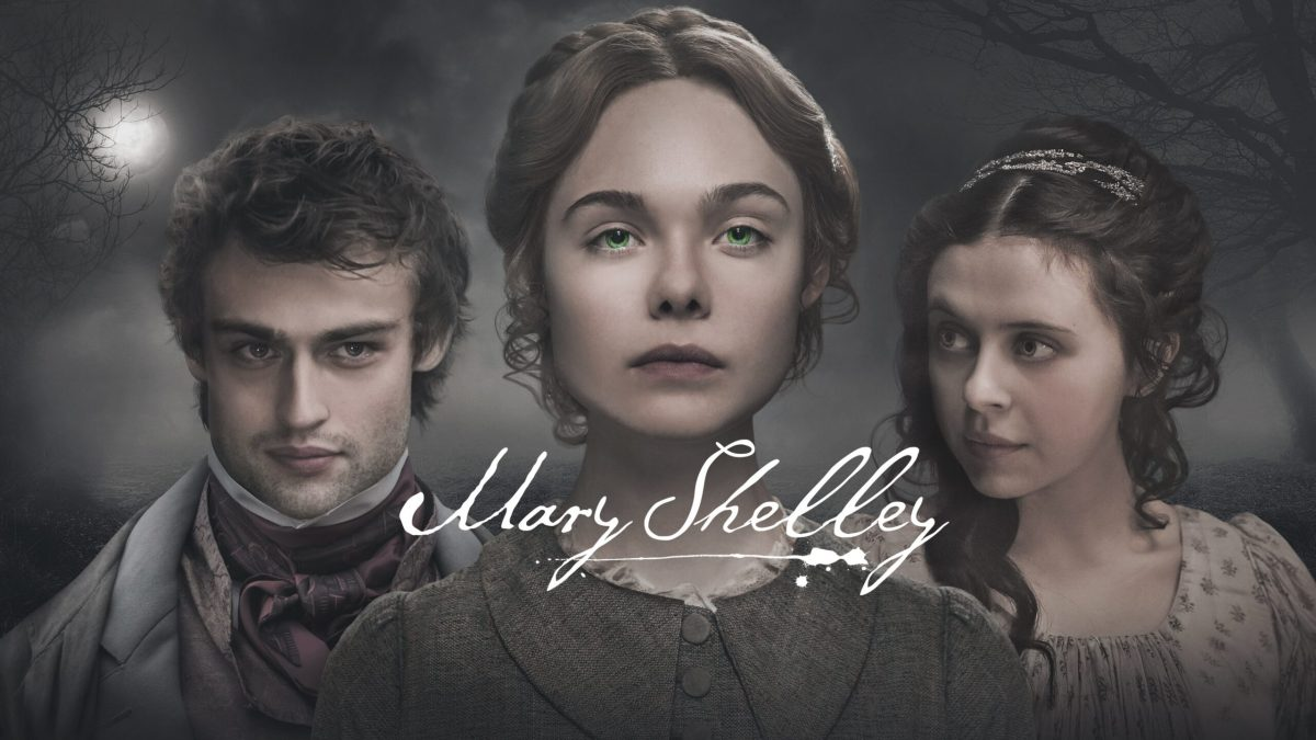 REVIEW: Mary Shelley (2018)
