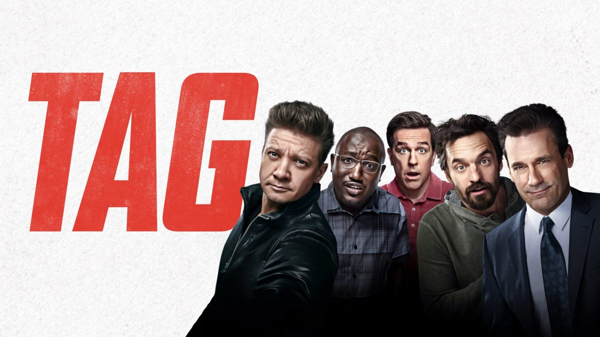 REVIEW: Tag (2018)