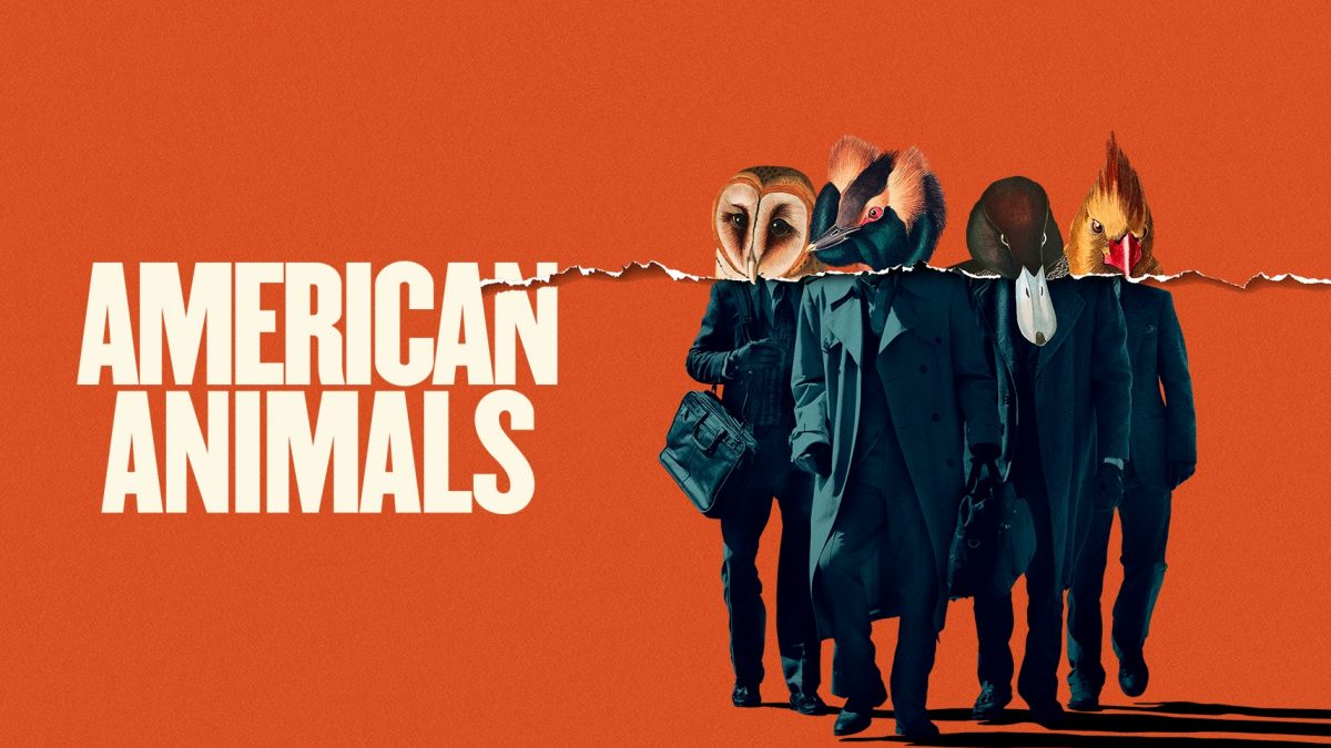 REVIEW: American Animals (2018)