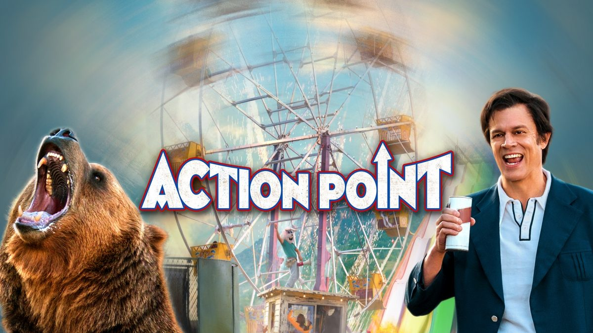 REVIEW: Action Point (2018)
