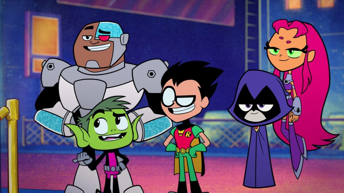 REVIEW: Teen Titans GO! To The Movies (2018)