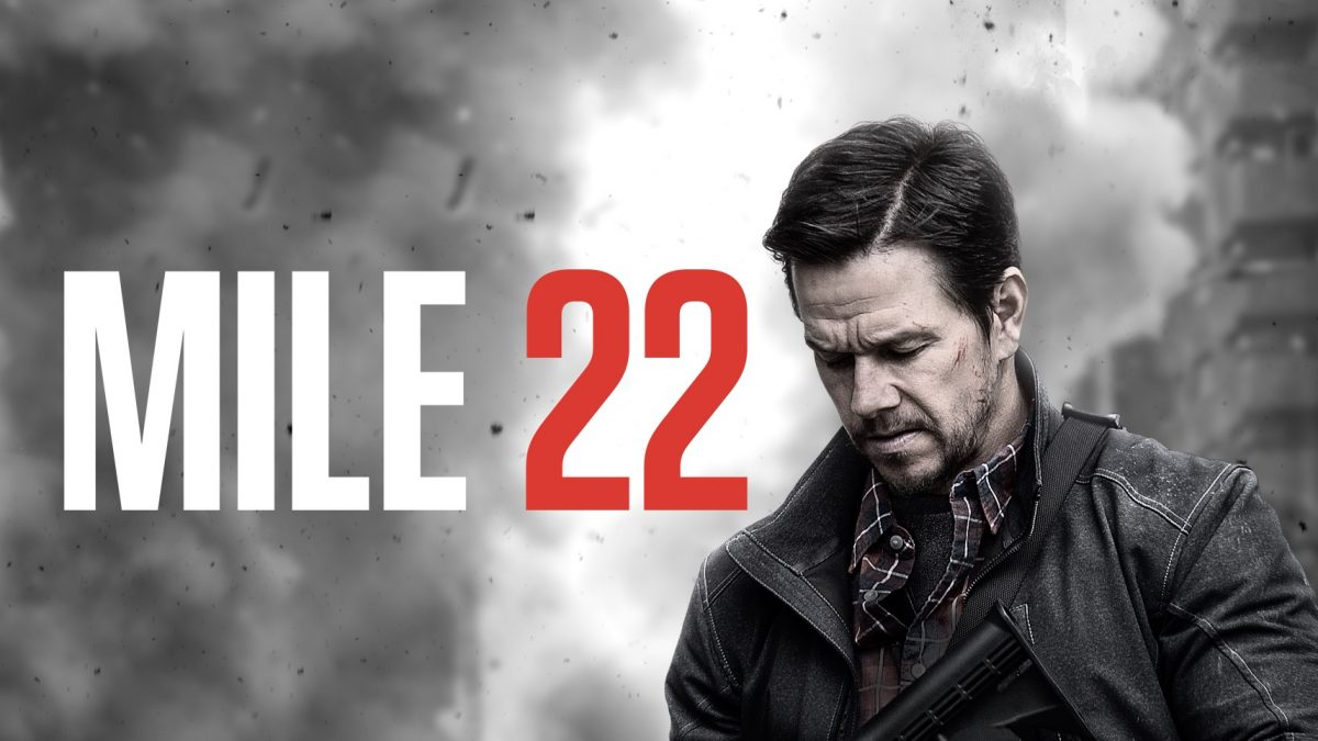 REVIEW: Mile 22 (2018)
