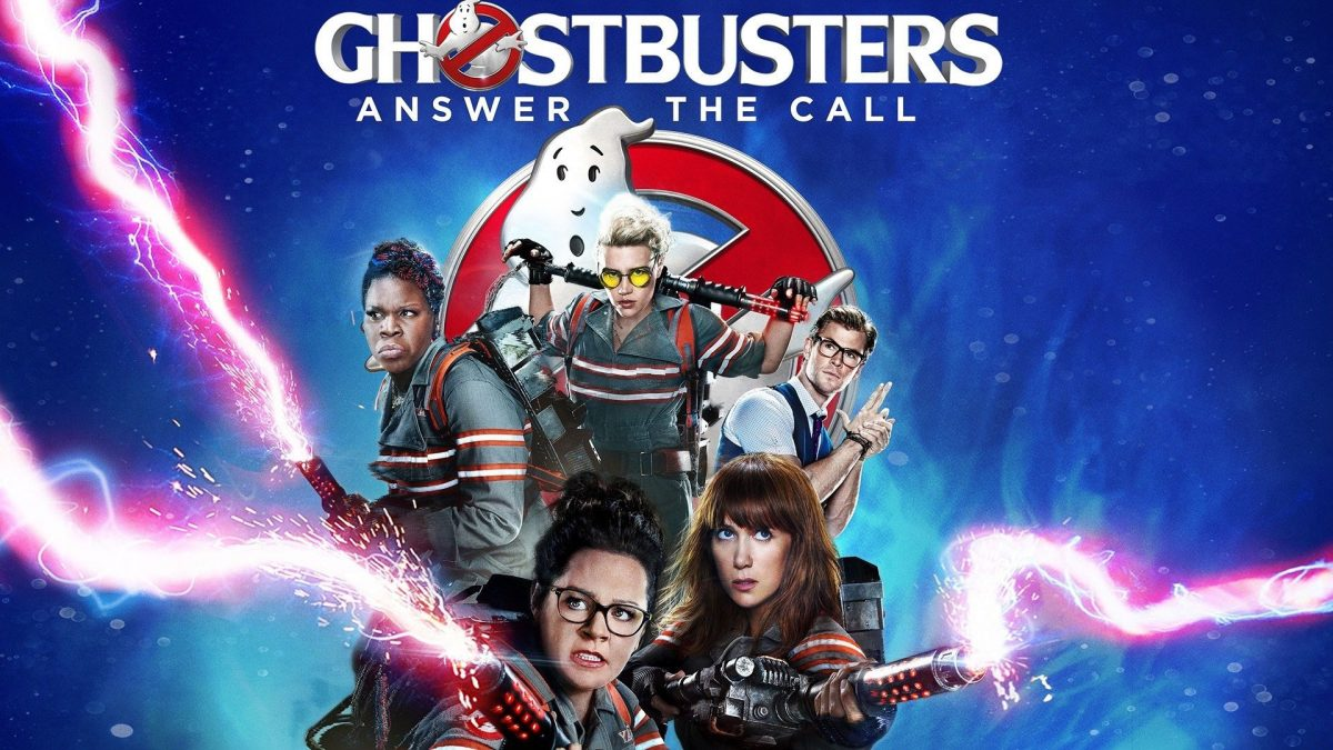 JUMPSCARECUT: Ghostbusters: Answer The Call (2016)