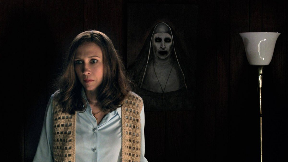 JUMPSCARECUT: The Conjuring 2 (2016)
