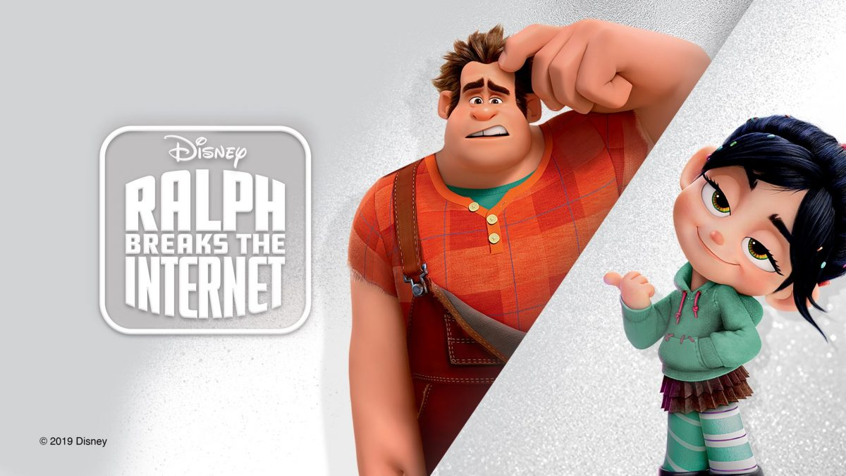 REVIEW: Ralph Breaks The Internet (2018)
