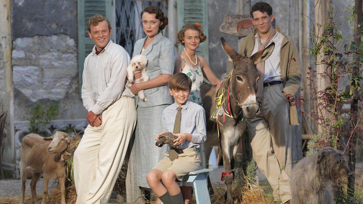 TV REVIEW: The Durrells (Seasons 1, 2 & 3)