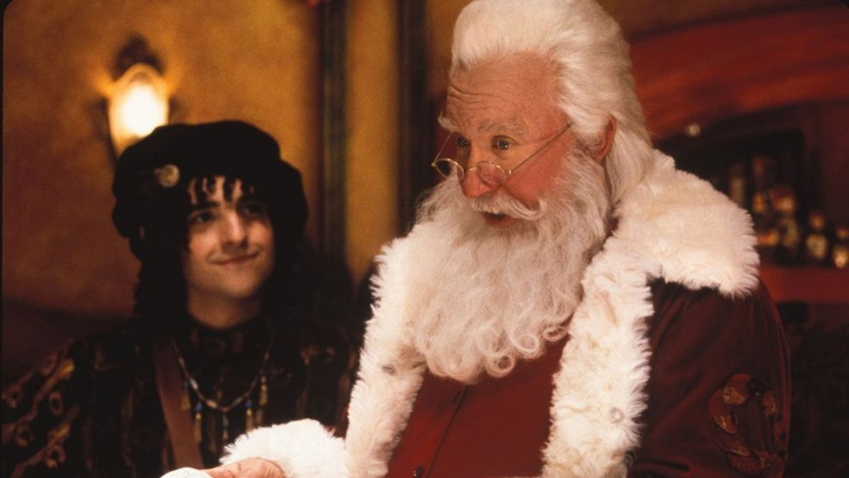 JUMPCUT ALL THE WAY: The Santa Clause 2 (2002)