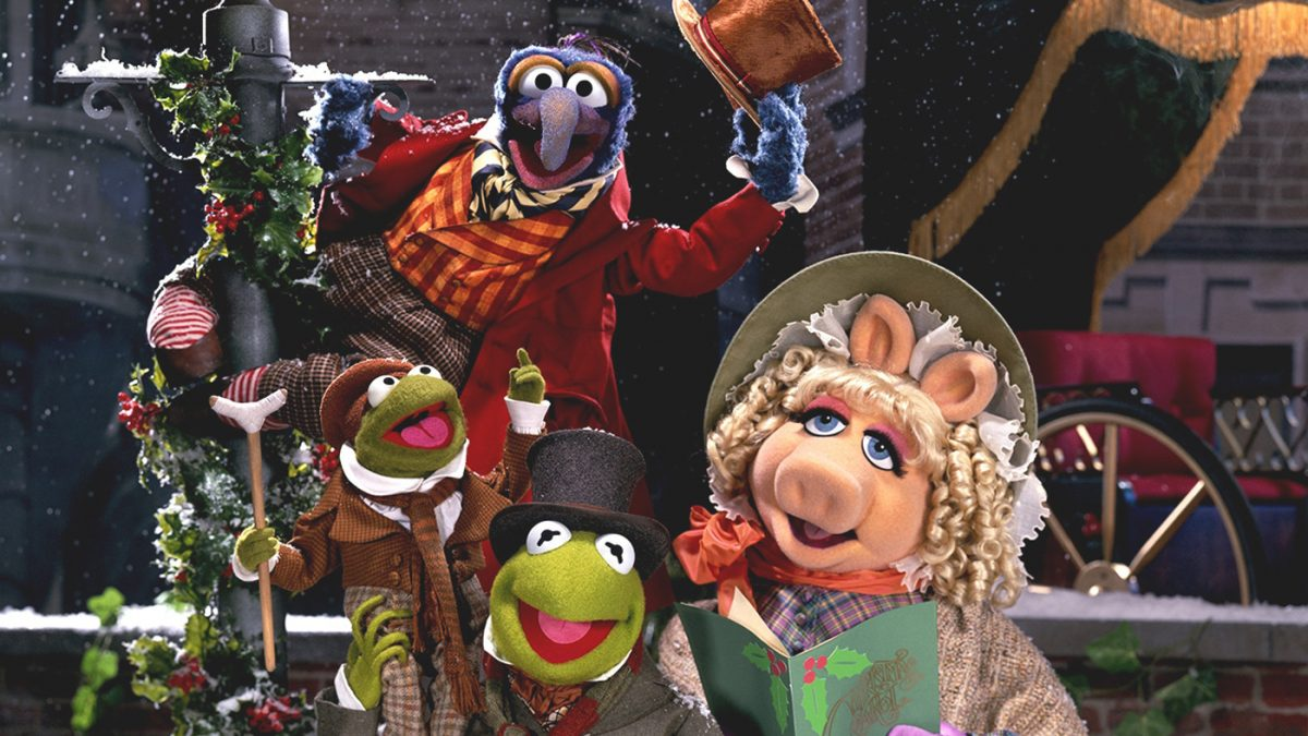 JUMPCUT All The Way: The Muppet Christmas Carol (1992)