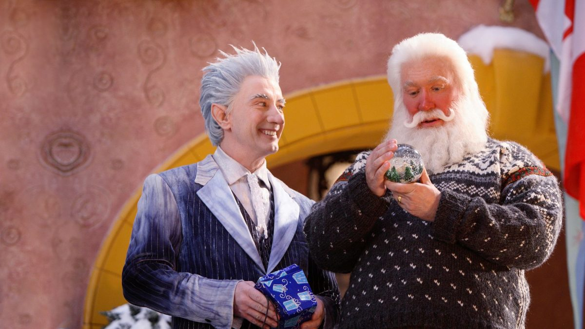 JUMPCUT ALL THE WAY: The Santa Clause 3: The Escape Clause (2006)