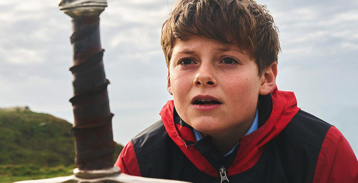 REVIEW: The Kid Who Would Be King (2019)