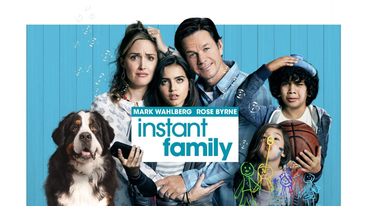 REVIEW: Instant Family (2019)