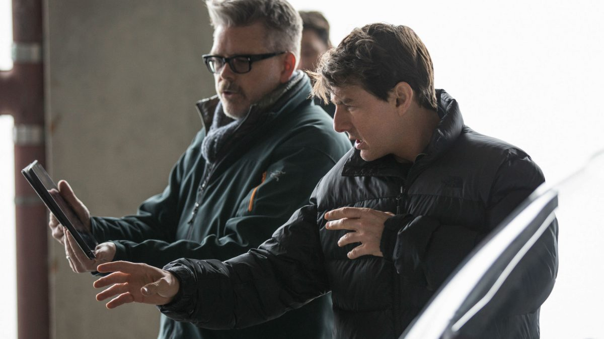 Christopher McQuarrie Directing Back-To-Back 'Mission: Impossible' Films