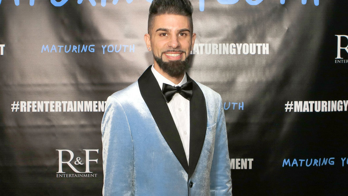 Chase Michael Pallante Nominated With Hollywood Oscar Nominee