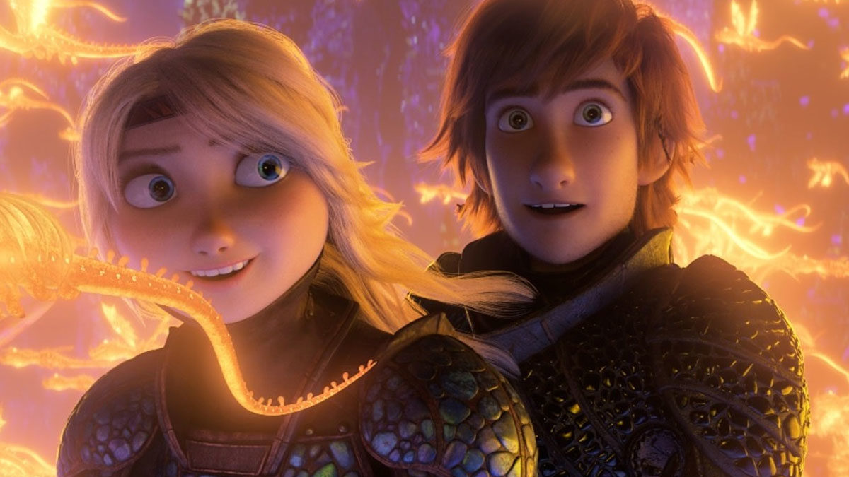 'How To Train Your Dragon 3' Flies In With The Year-Best $46m: Box Office Predictions