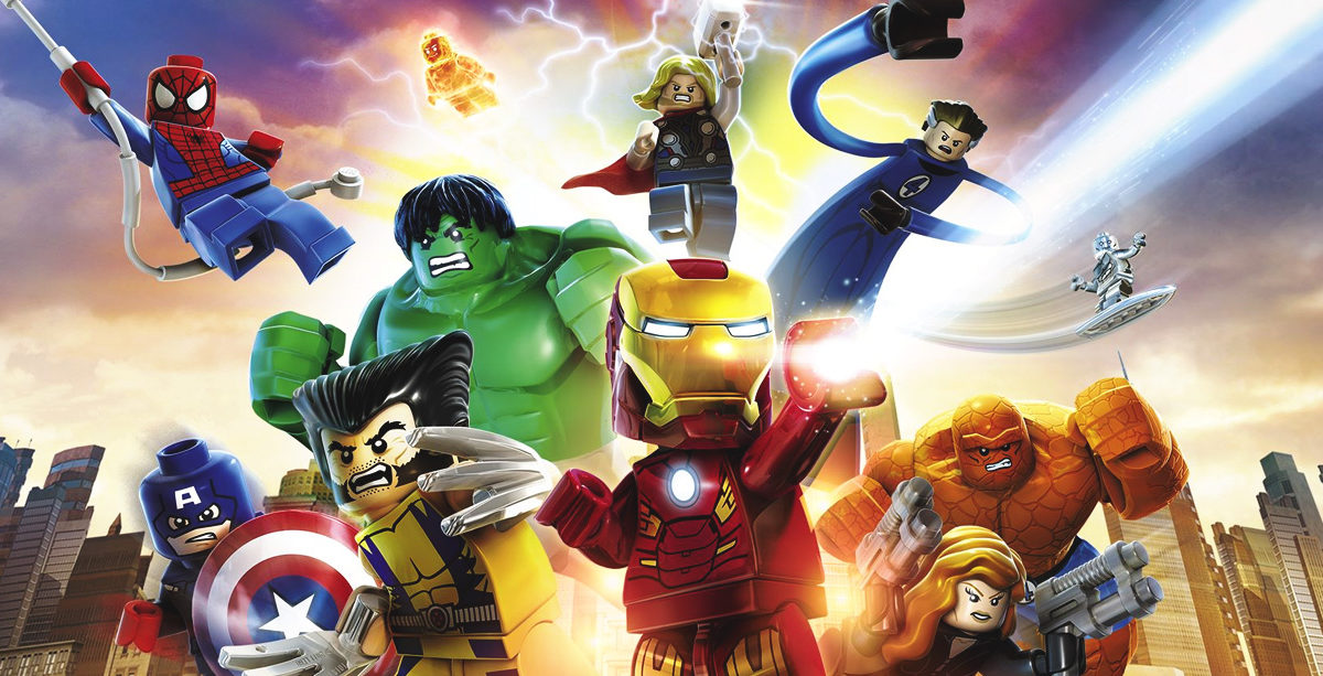 WB Games Announce 'LEGO® Marvel Collection'