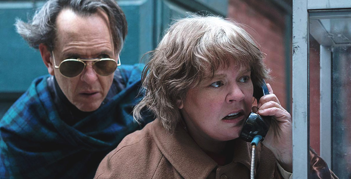 REVIEW: Can You Ever Forgive Me? (2019)