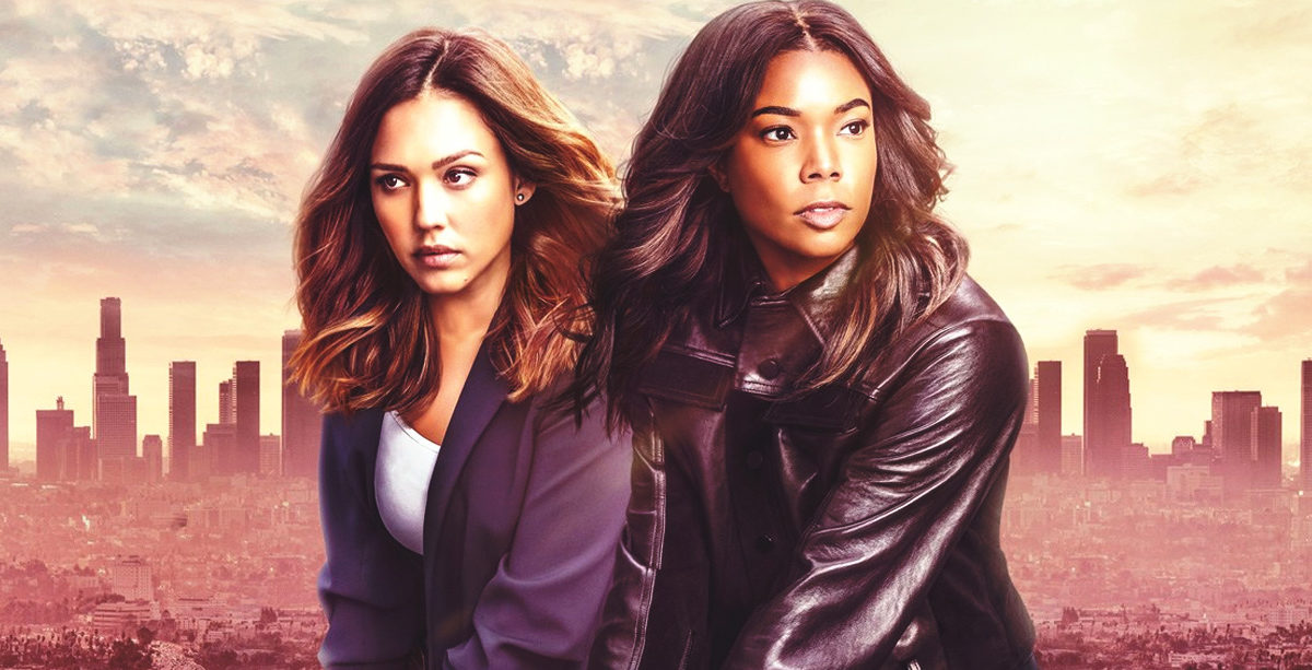 Gabrielle Union & Jessica Alba Star In 'Bad Boys' TV Spin-Off 'L.A's Finest' And Here's The First Trailer