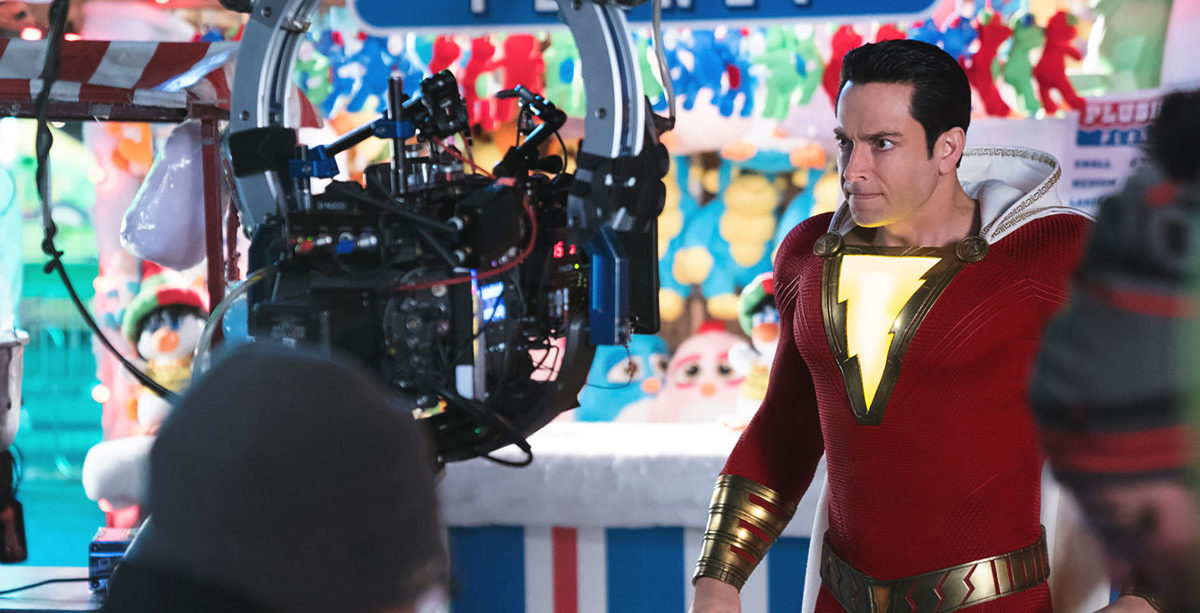 Meet Shazam! In A Brand New Featurette