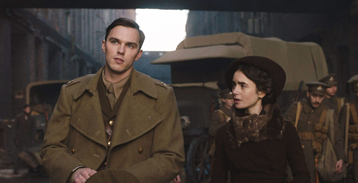 Nicholas Hoult is J.R.R. Tolkien In First Trailer For Biopic