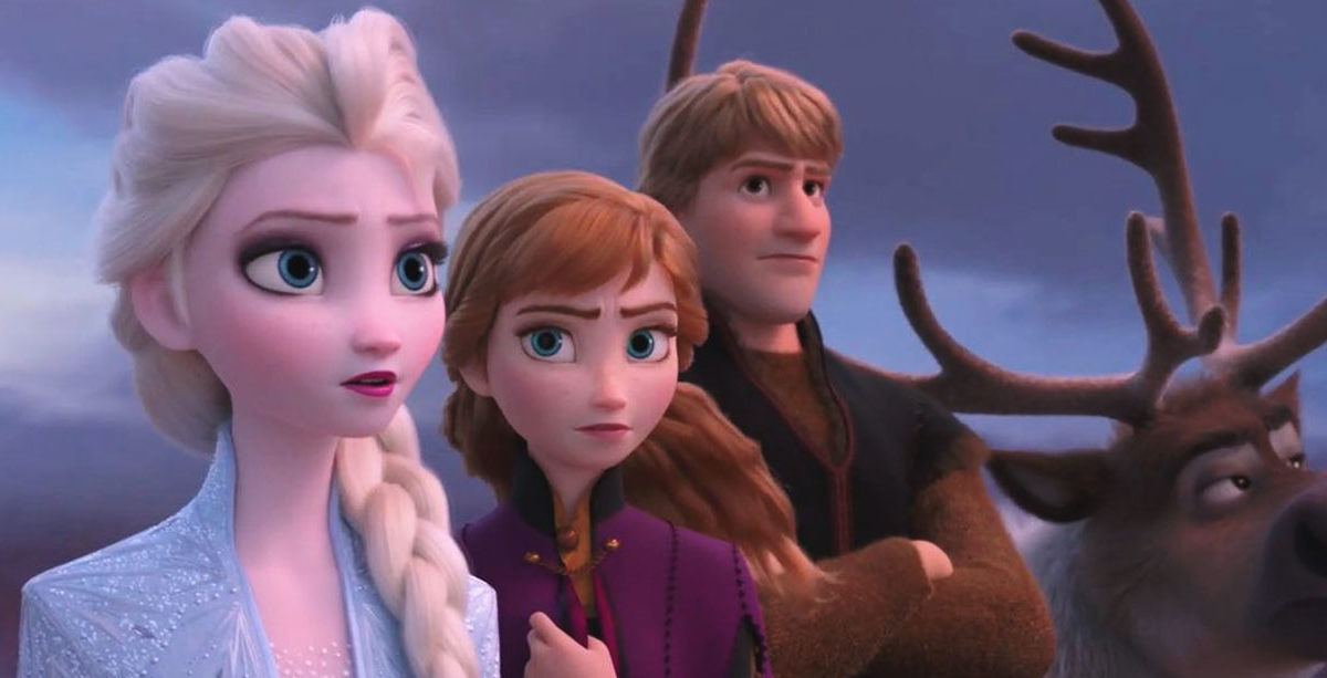 First Teaser For Disney's 'Frozen 2' Has Arrived!