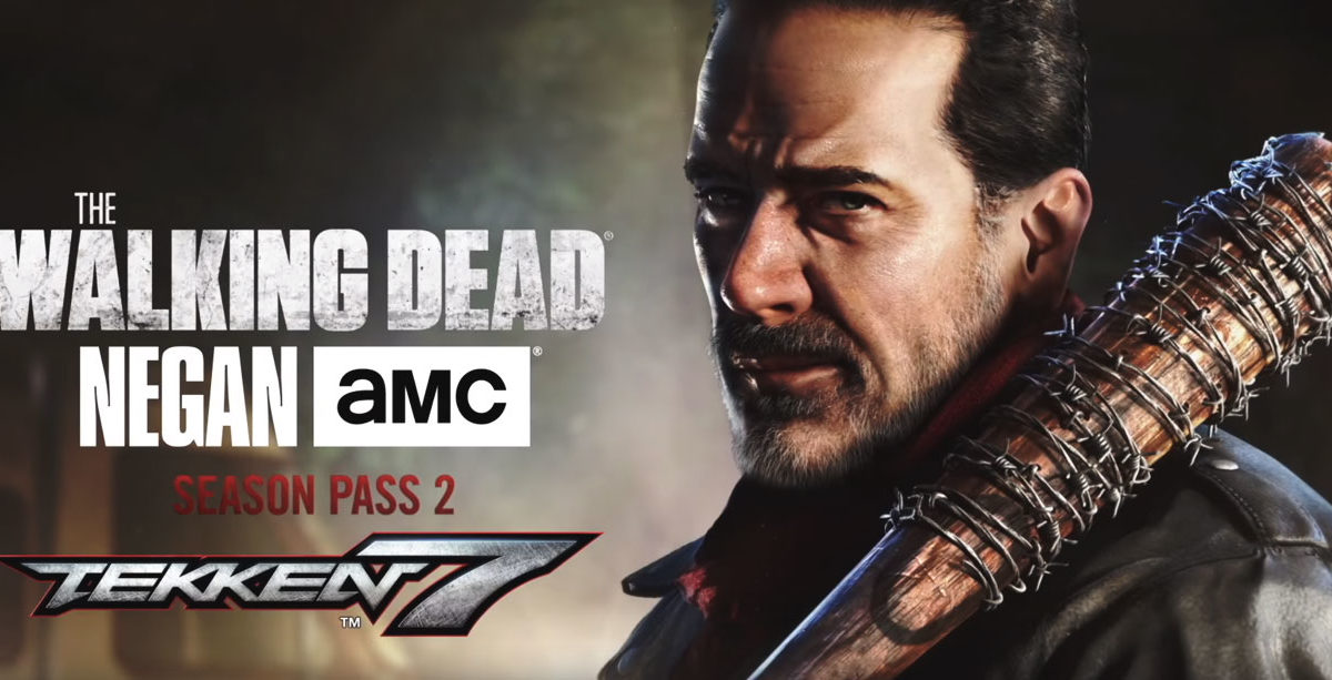 'The Walking Dead's Negan And Lucille Join The Fight In 'Tekken 7' In Latest Season DLC