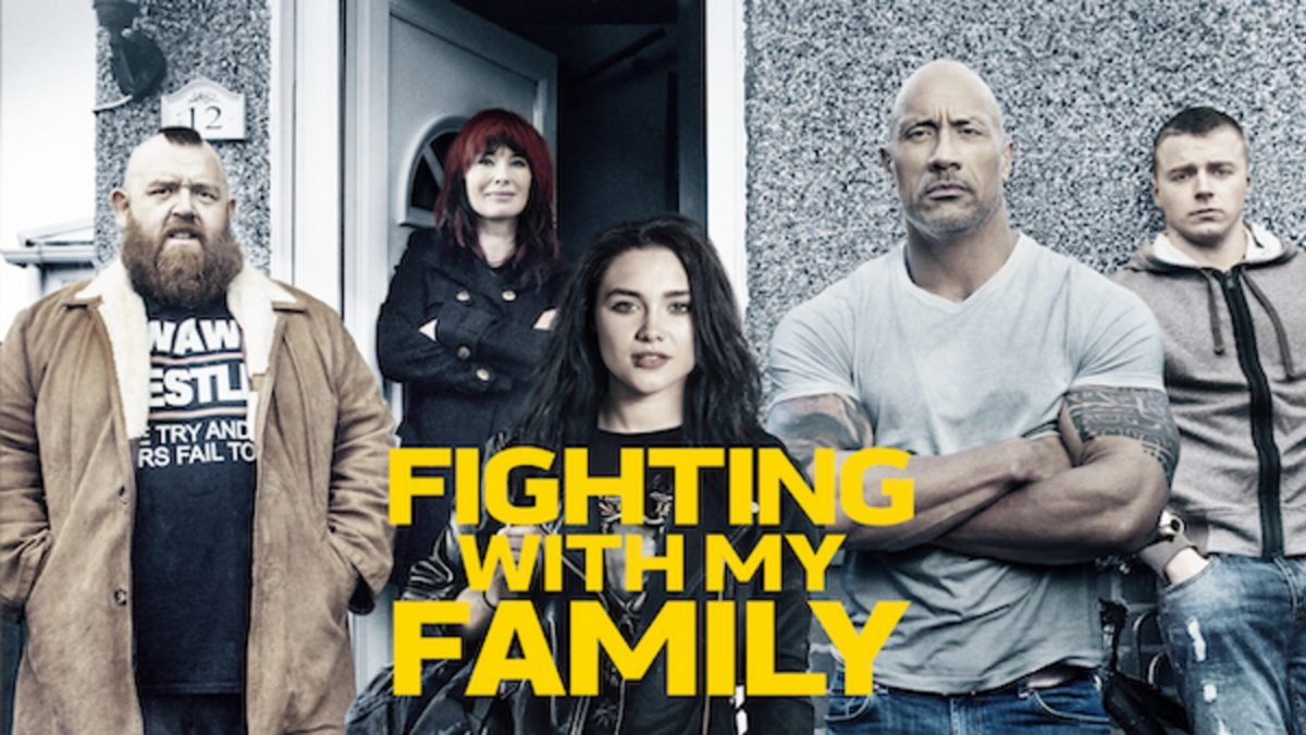 REVIEW: Fighting With My Family (2019)