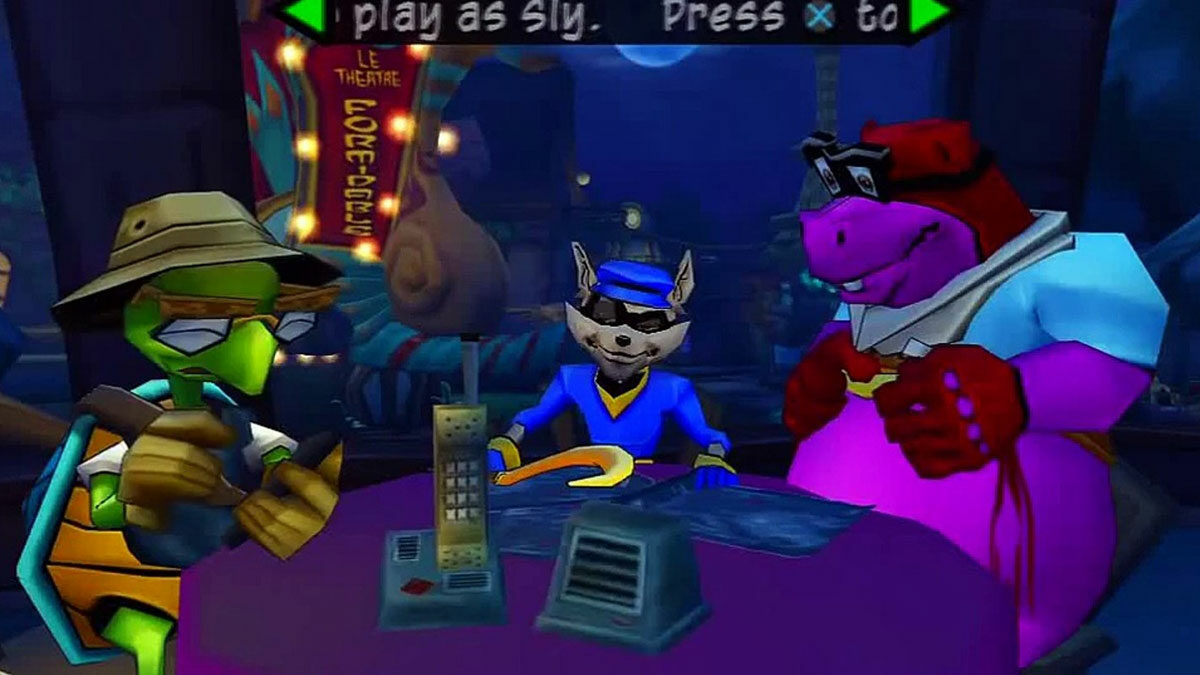REVISIT: Sly 2: Band Of Thieves