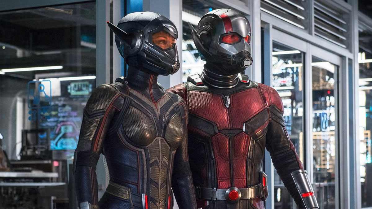 Ant-Man And The Wasp (2018): THE INFINITY SAGA