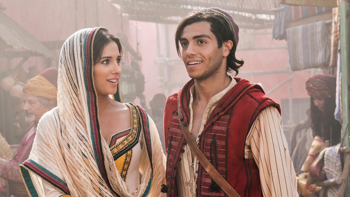 Disney Release First Full Trailer For Guy Ritchie's 'Aladdin' On GMA
