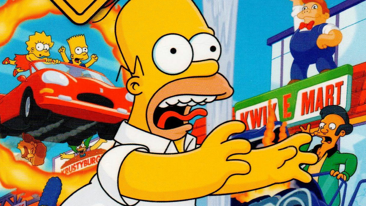 A Tribute To… The Simpsons Hit & Run
