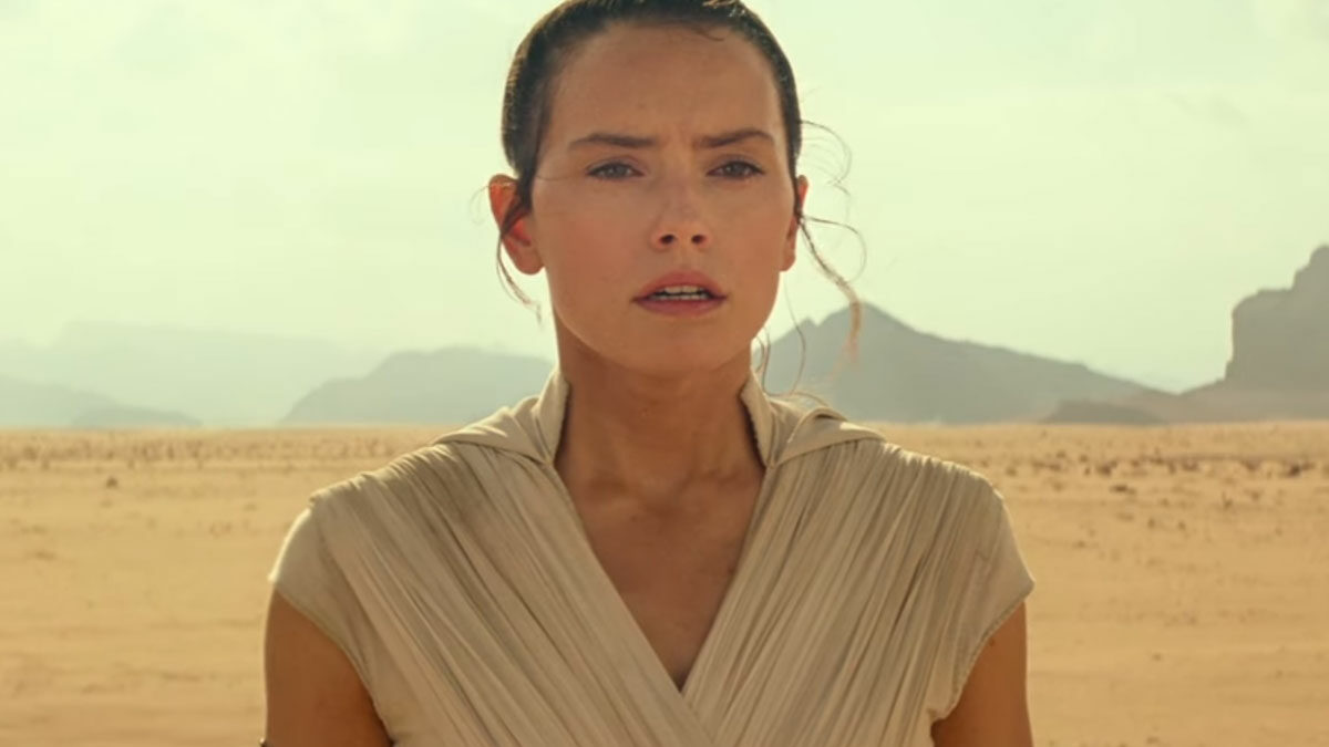 'Stars Wars: Episode IX' Officially Titled 'The Rise Of Skywalker' And First Teaser Released!