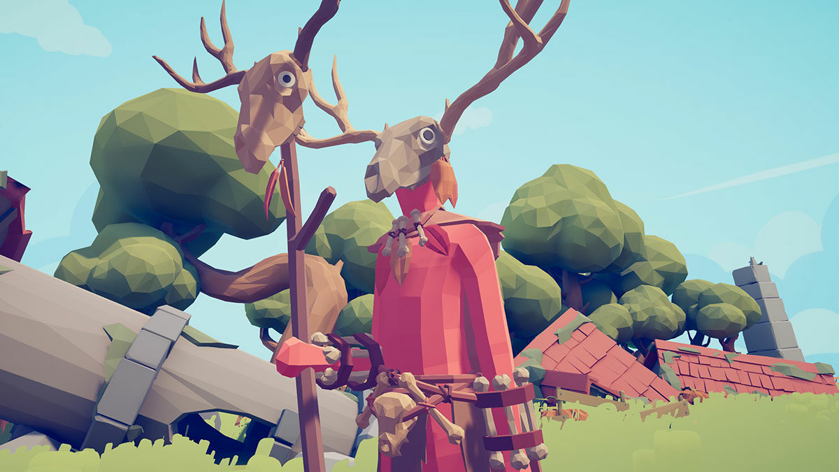 First Thoughts: Totally Accurate Battle Simulator (Early Access)