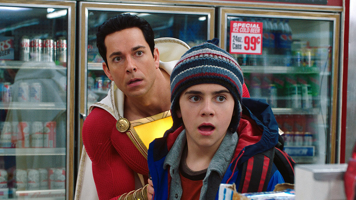 'Shazam!' Strikes With $54m As 'Captain Marvel' Reaches $1bn: Box Office Report