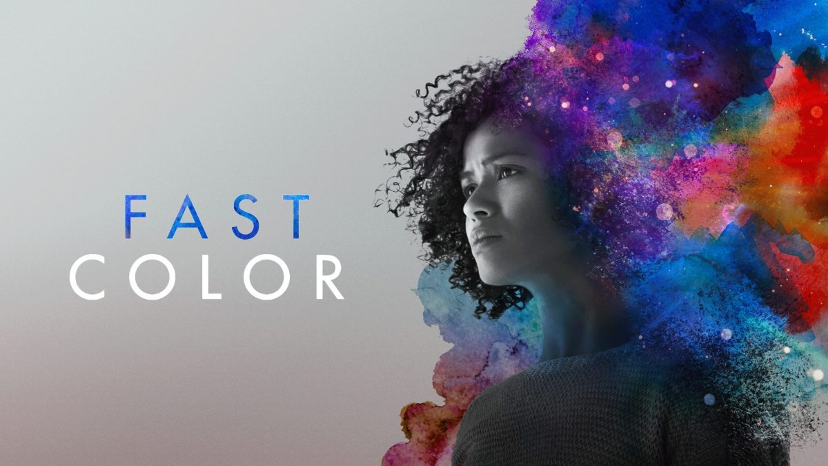 REVIEW: Fast Color (2019)