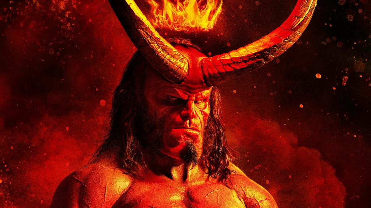REVIEW: Hellboy (2019)