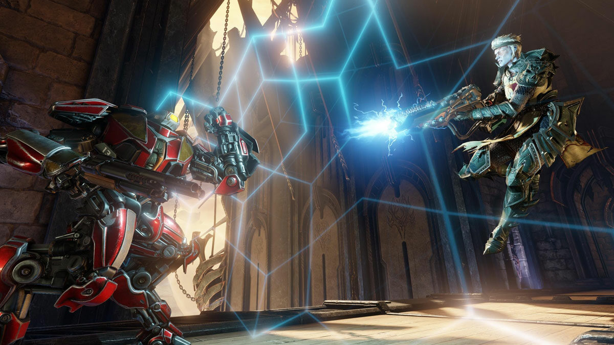 REVIEW: Quake Champions