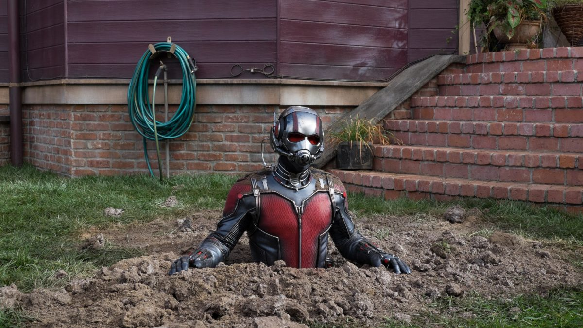 REVIEW: Ant-Man (2015)