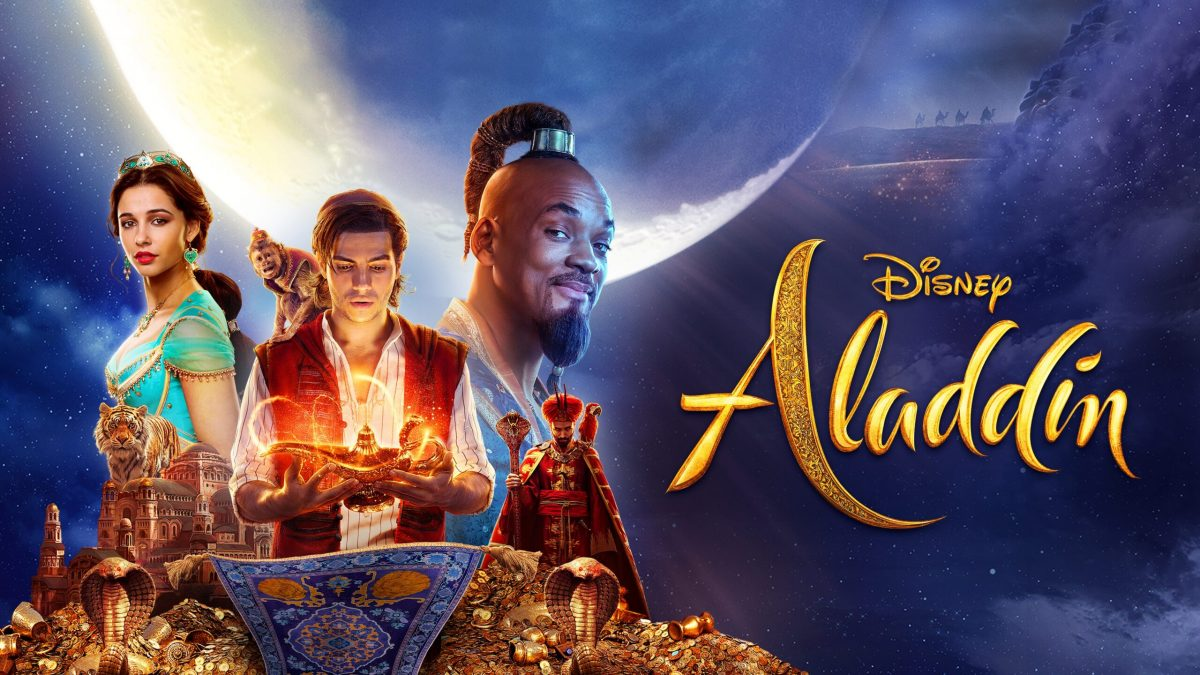 REVIEW: Aladdin (2019)