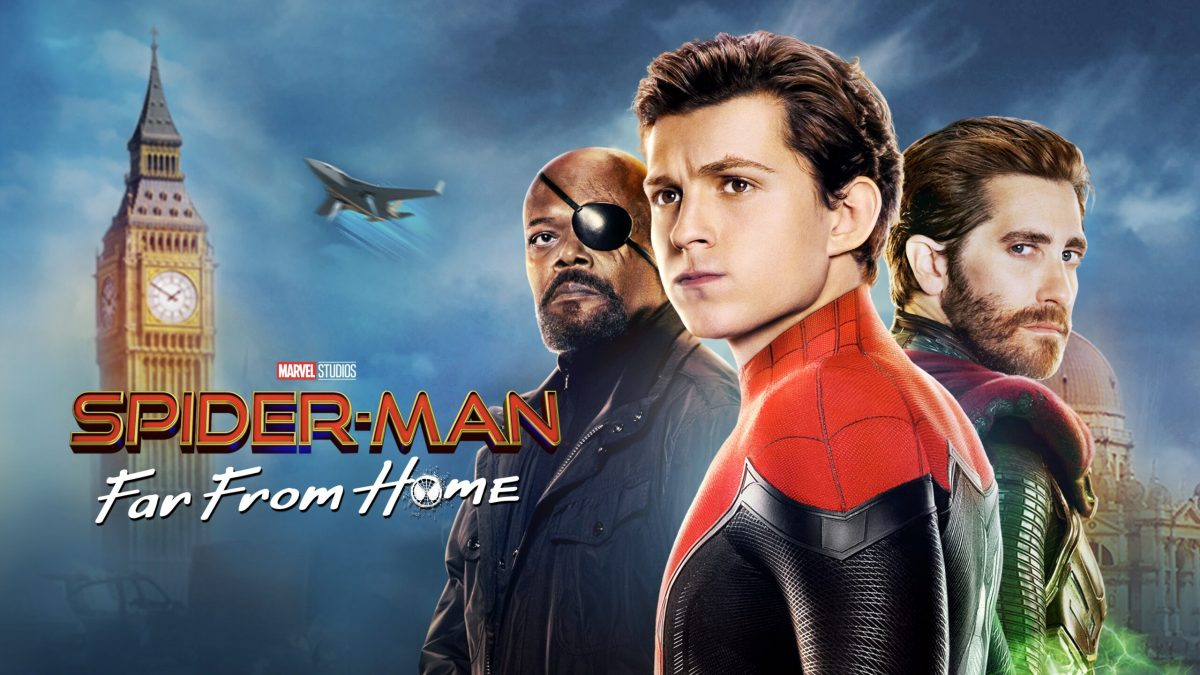 REVIEW: Spider-Man: Far From Home (2019)