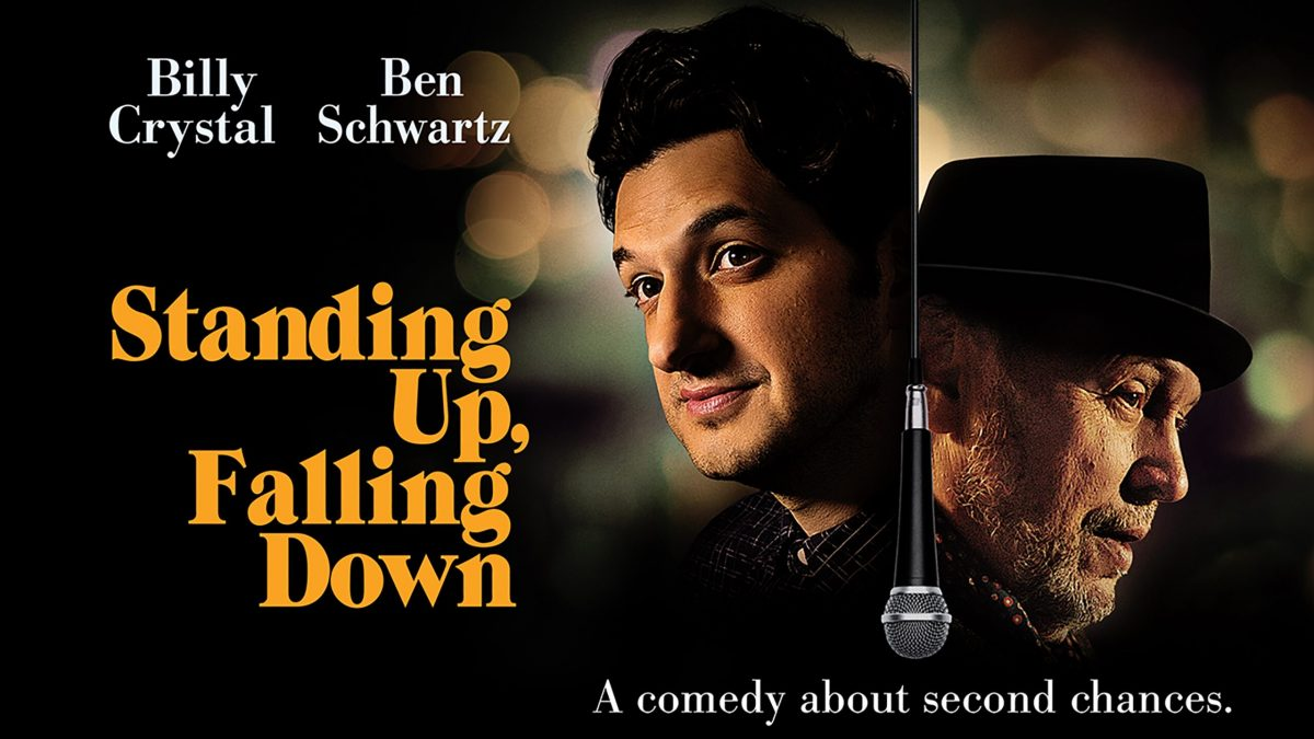 REVIEW: Standing Up, Falling Down (Tribeca 2019)