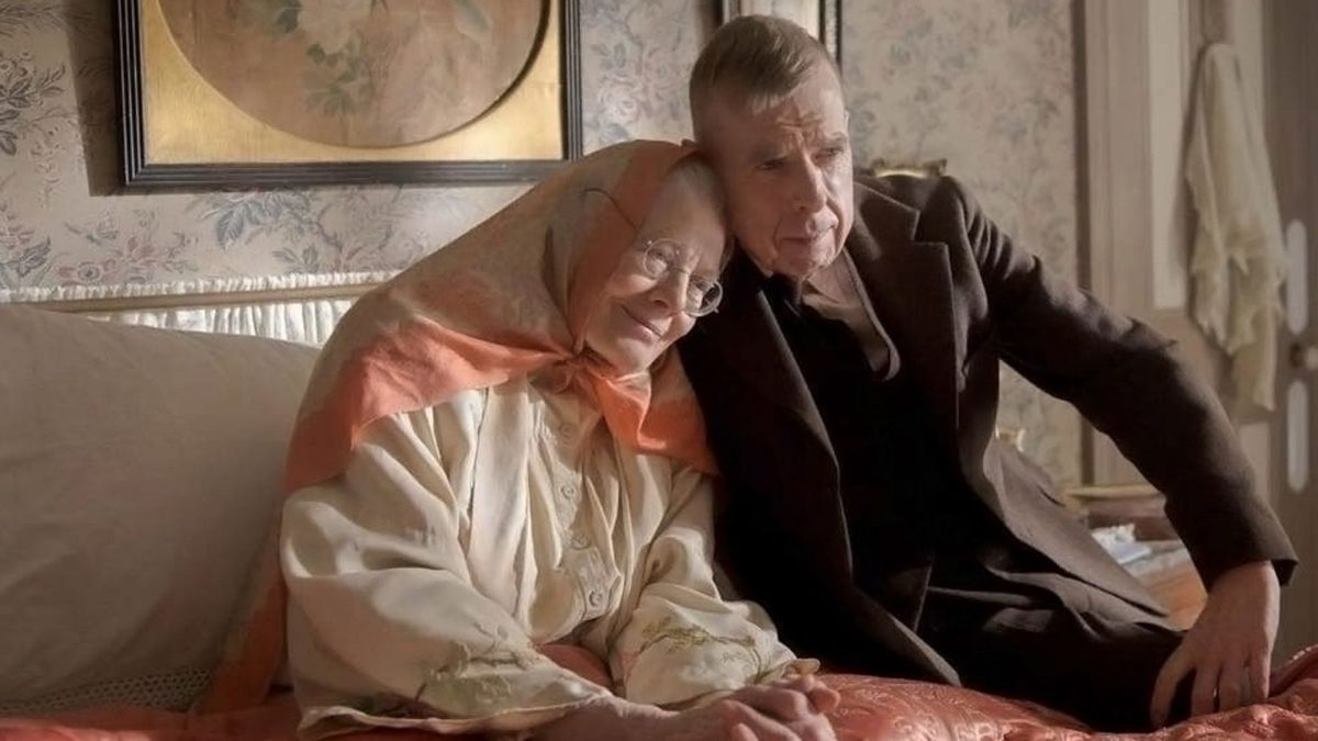 REVIEW: Mrs Lowry & Son (EIFF 2019)