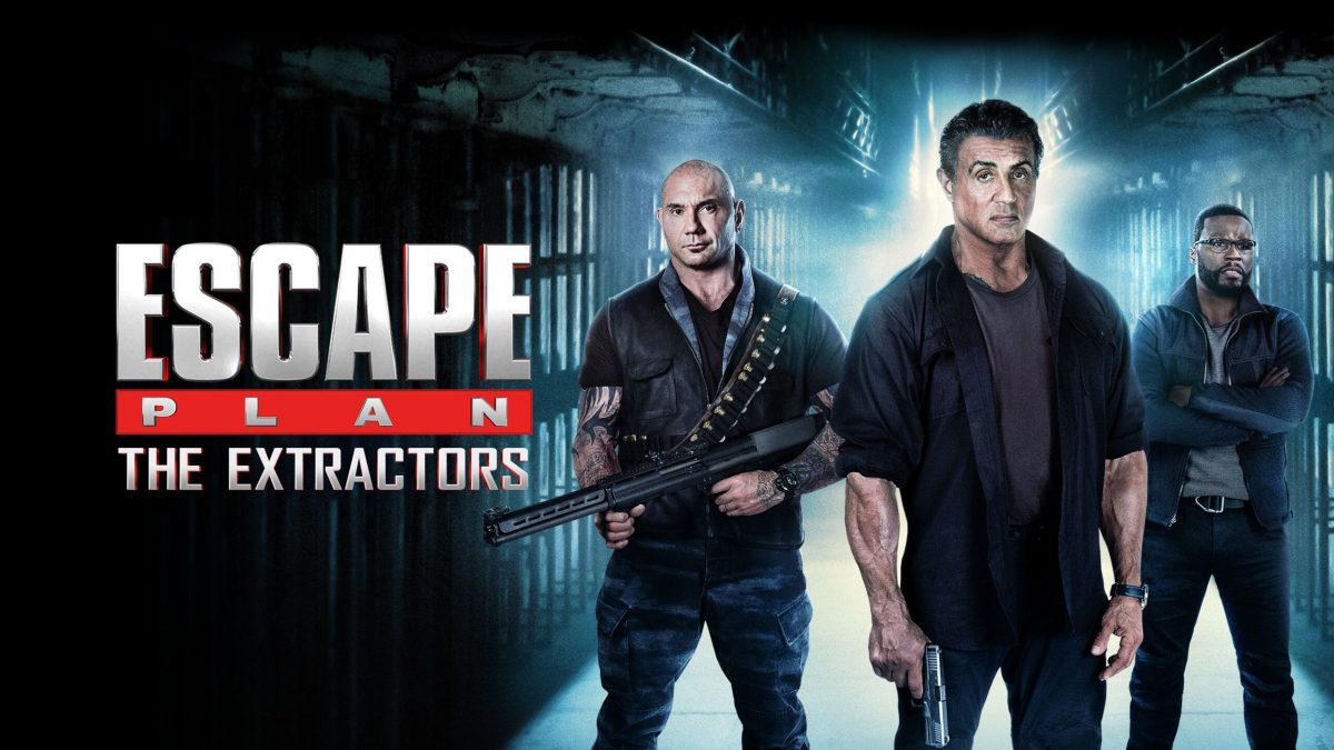 REVIEW: Escape Plan: The Extractors (2019)