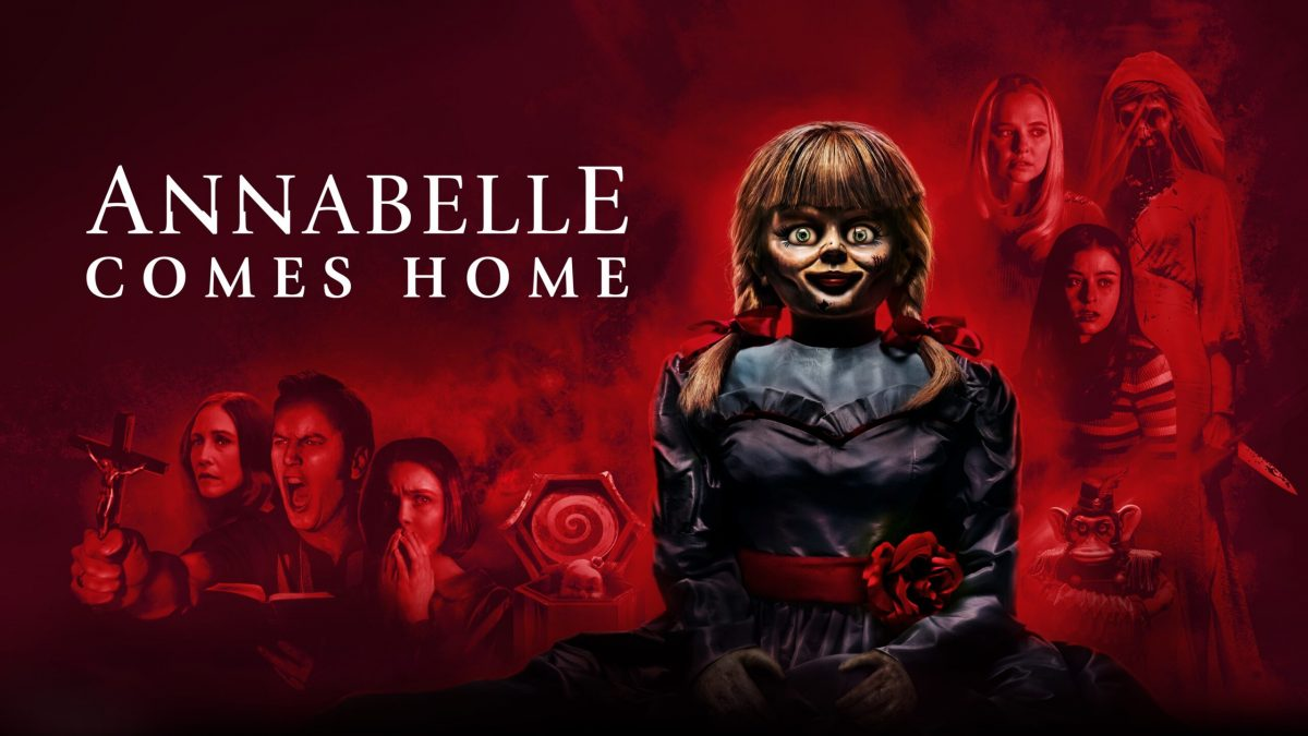 REVIEW: Annabelle Comes Home (2019)