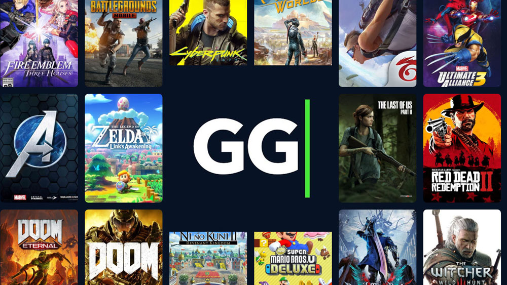 GG| – The Gamer's Answer To Letterboxd