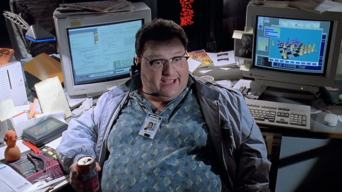 Murphy's Law, Horror and Dennis Nedry in Jurassic Park