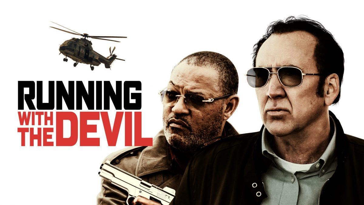 REVIEW: Running With The Devil (2019)